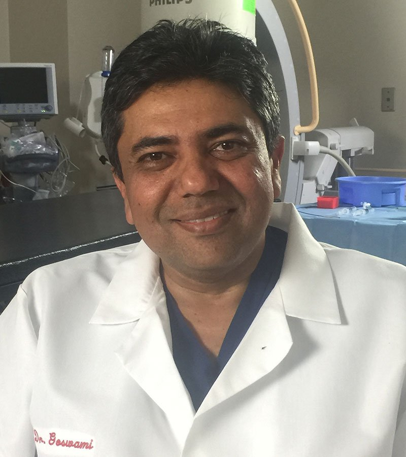 Dr. Goswami - Stem Cell Therapy Specialist